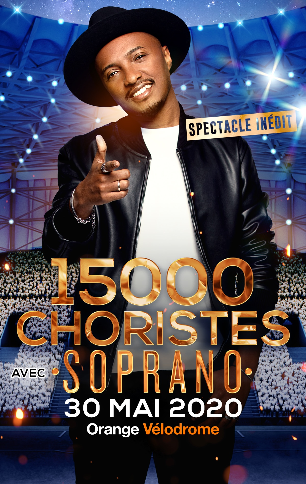 """Résultat de recherche d'images pour """"15000 choristes avec soprano"""""""